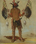 view Mah-tó-he-ha, Old Bear, a Medicine Man digital asset number 1