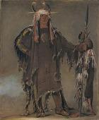 view Peh-tó-pe-kiss, Eagle's Ribs, a Piegan Chief digital asset number 1