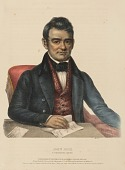 view JOHN ROSS. A CHEROKEE CHIEF., from History of the Indian Tribes of North America digital asset number 1