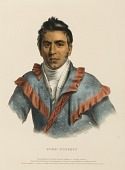 view OCHE-FINCECO, from History of the Indian Tribes of North America digital asset number 1
