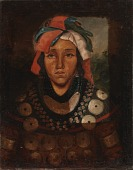 view Portrait of a Young Man (Seminole Indian) digital asset number 1