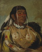 view Sha-có-pay, The Six, Chief of the Plains Ojibwa digital asset number 1
