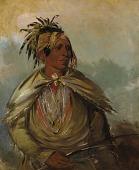 view Pah-mee-ców-ee-tah, Man Who Tracks, a Chief digital asset number 1
