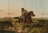 view A Prairie Hunter--One Rubbed Out digital asset number 1