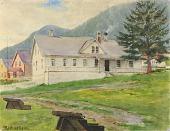 view Former Governor's House, Sitka, 1905 digital asset number 1