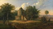 view Javanese Temple in Ruins digital asset number 1