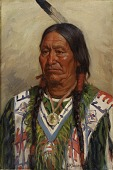 view Chief American Horse digital asset number 1