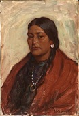 view Medicine Shield, Crow Squaw digital asset number 1