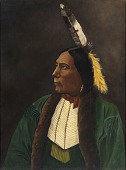 view Portrait of an American Indian digital asset number 1