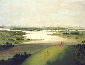 view Mouth of the Platte River, 900 Miles above St. Louis digital asset number 1