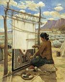 view Navajo Weaver digital asset number 1