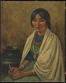 view Taos Woman digital asset number 1