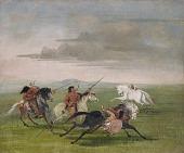view Comanche Feats of Horsemanship digital asset number 1