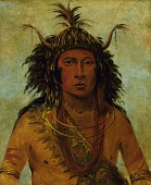 view Say-say-gon, Hail Storm, War Chief digital asset number 1