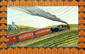 view Train in Coal Town digital asset number 1