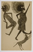 view Untitled (Man, Woman, and Dog) digital asset number 1