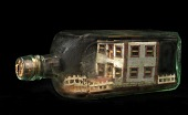 view Bottle Object with House digital asset number 1