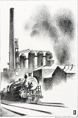 view Train and Factory digital asset number 1