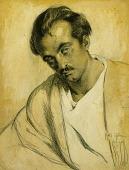 view Portrait of Kahlil Gibran digital asset number 1