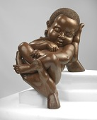 """view Infant from """"Behold"""" Monument digital asset number 1"""