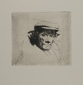 view Untitled--Man with Cap and Fur Collar digital asset number 1