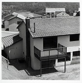 view Unoccupied House, Diamond Bar, CA, from the Los Angeles Documentary Project digital asset number 1