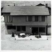 view Recently Occupied House, Diamond Bar, CA, from the Los Angeles Documentary Project digital asset number 1