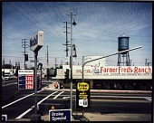 view California and Florence Aves., Huntington Park, from the Los Angeles Documentary Project digital asset number 1