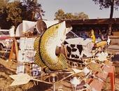 view Weathervane, Nebraska State Fair, Lincoln, Nebraska 1978, from the portfolio Nebraska Fairs digital asset number 1