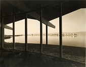 view Salton Bay Yacht Club (Dining Room), from the series The Salton Sea digital asset number 1