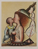 view Mother and Son, from the portfolio Six Images digital asset number 1