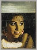 view Untitled (female in three-quarter pose wearing beaded earrings) digital asset number 1