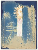 view Untitled (sun face and pendulum) digital asset number 1