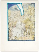 view Untitled (15th century German engraving of Madonna and Child in a landscape) digital asset number 1