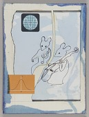 view The Musicians (mouse musicians, mounted on masonite) digital asset number 1
