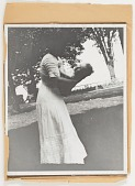view Untitled (Joseph Cornell's mother holding sister Elizabeth [Betty]) digital asset number 1