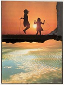 view Untitled (two girls jumping rope) digital asset number 1
