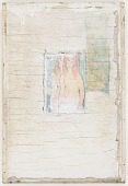 view Untitled (red headed female nude by Modigliani) digital asset number 1