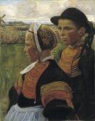 view Le frère et la soeur, Penmarc'h digital asset number 1