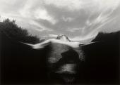 view Untitled (landscape and figure) digital asset number 1