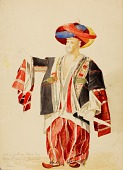 view Costume of Beder Khan Bey digital asset number 1