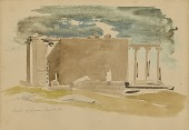 view Temple of Azani, from South digital asset number 1