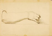 view Arm of Child of Hiram Powers digital asset number 1