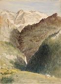 view Glacier and Falls digital asset number 1