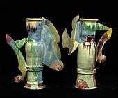 view Kimono Vases: Evening digital asset number 1
