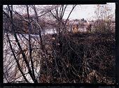 view The Saxonville Dam, Sudbury River--Framingham, Mass., November, 1989 digital asset number 1