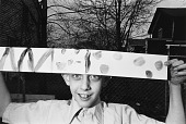 view Paper Hat, from an untitled portfolio digital asset number 1