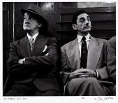 view Two Men in Subway digital asset number 1