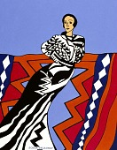 view Sonia Delaunay, from the portfolio Delaunay, Goncharova, Popova and Me digital asset number 1
