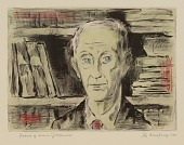view Portrait of Lucien Goldschmidt digital asset number 1